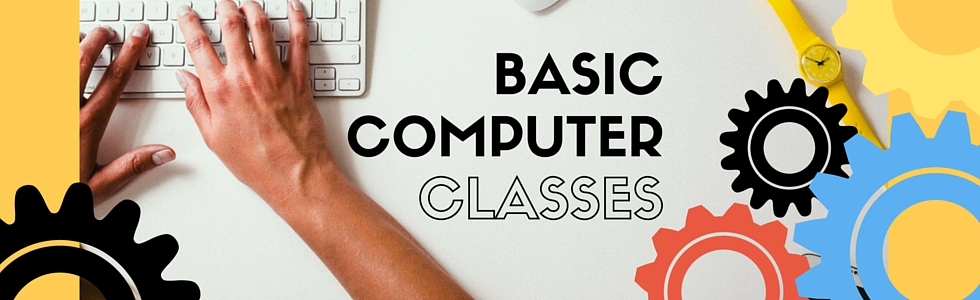 This Month's Computer Classes