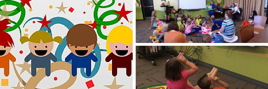 Morning Children's Programs