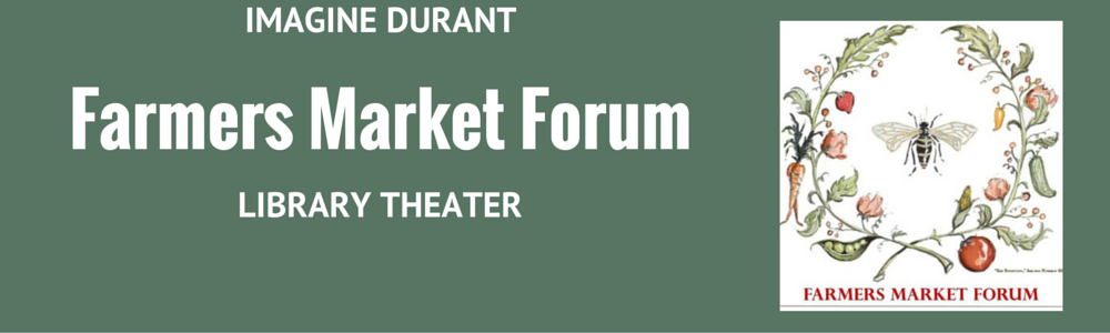 Farmers Market Forum