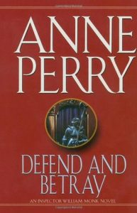 Defend and Betray book cover