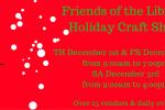 12/1 – 12/3 Holiday Craft Show