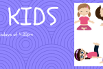 NEW Kid's Program