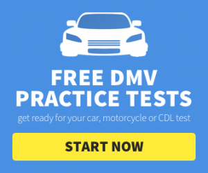 Free DMV Practice Tests icon