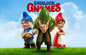 sherlock gnomes movie poster