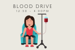 banner for blood drive