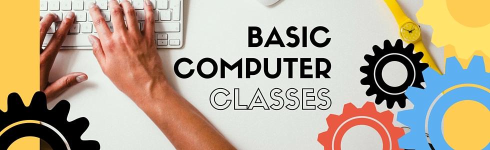 computer class schedule
