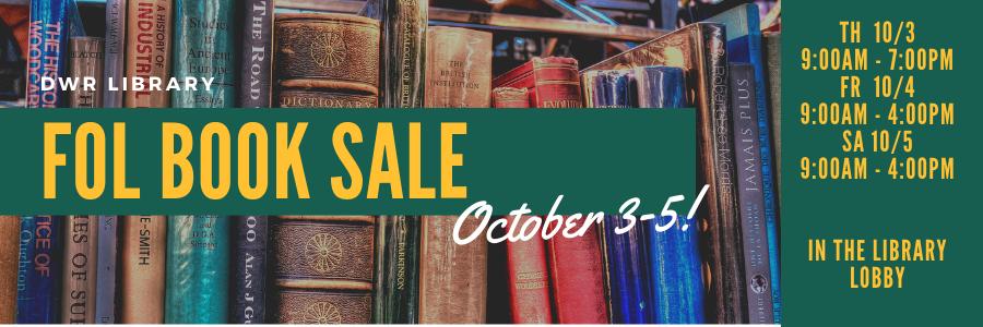 FOL Book Sale