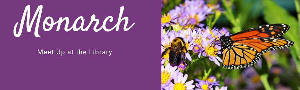 banner for monarch meet up