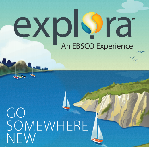 try explora from ebsco